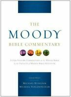 The Moody Bible Commentary (2014, Hardcover, New Edition)