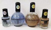 INM Northern Lights - Shake It Up Hologram Top Coat - Choose your Favorite