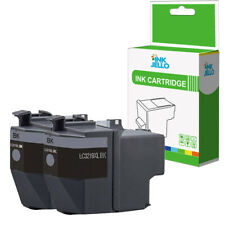 NON-OEM 2 Black Ink Cartridge for Brother LC3219XLB MFC-J6530DW MFC-J6930DW