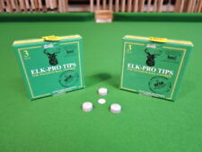 9mm Options Snooker & Pool Cue Tips