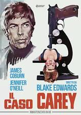 Il Caso Carey (Rimasterizzato In HD) DVD GOLEM VIDEO