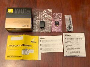 Nikon WU-1a Wireless Mobile Adapter - Open Box