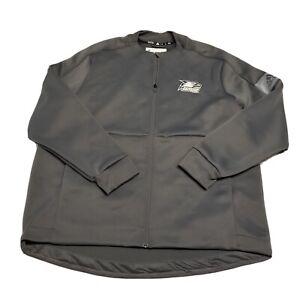 Adidas Georgia Southern GameMode Bomber Jacket Men's Size XL Gray