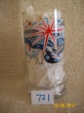 Vintage 1984 Star Trek Taco Bell Glass Destroy Enterprise
