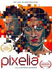 PIXELIA DVD - Brand New