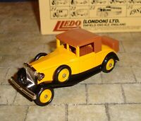 LLEDO - DAYS GONE - 1934 ROLLS-ROYCE PLAYBOY BREWSTER WITH BROWN ROOF - BOXED