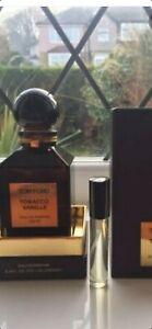Tom Ford Tobacco Vanille 5ml sample