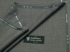 "Dormeuil ""tropicali Amadeus'S Grigio MS Lana Suiting Tessuto 3.5m - Made in England"