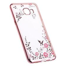 Jewelled Silicone/Gel/Rubber Cases & Covers for Samsung