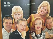 Nov. 30, -1963 TV Guide(DAGNE CRANE/CHRIS NOEL/BOB AMES/JEAN SWANSON/SUZY PARKER