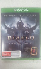 DIABLO III 3 REAPER OF SOULS ULTIMATE EVIL EDITION XBOX ONE (NEW)