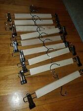 Wooden Pant Hangers