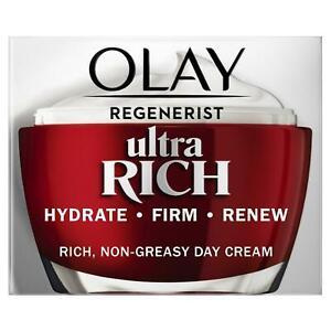 Olay Regenerist Ultra Rich Day Face Cream Rich Feel 50ml