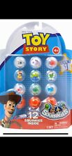 NEW - Toy Story Series 1 - Squinkies - 12 Piece Bubbles