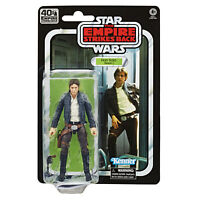 Star Wars the Black Series Han Solo (Bespin) Toy Action Figure, Accessory