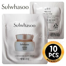 Sulwhasoo Luminature Glow Cream 1ml x 10pcs (10ml) Sample Newist Version