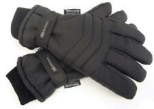 MENS WINTER THERMAL FLEECE THINSULATE SKI SNOWBOARD MOTORCYCLE PADDED GLOVES