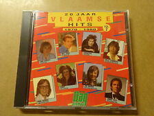CD / VLAAMSE HITS 1970 - 1980 (WILL TURA, SAMANTHA, WILLY SOMERS, CINDY,..)