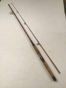 Vintage Daiwa 2pc # 1313CG Glass 7' Spinning Fishing Rod Medium Light Action