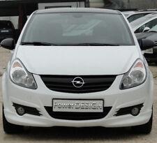 "Front bumper spoiler for VAUXHALL / OPEL CORSA D 06-10 "" OPC look "" ABS Plastic"