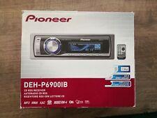 Pioneer Deh-P 6900 IB + Kenwood Amplificador 1000 W + Subwoofer + Infinity óvalos + cables