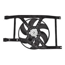 Engine Radiator Cooling Fan Motor Fiat 500 Hatchback