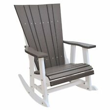 New Lake Shore Collection Poly Lumber Rocker