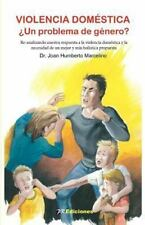 Violencia Domestica; Un Problema de Genero? (Paperback or Softback)