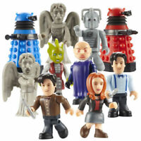 DOCTOR WHO SERIES 1  MICRO FIGURES MINI FIGURES  : CHOOSE BY CHARACTER BUILDING