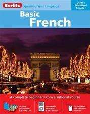 Berlitz Basic French French Edition