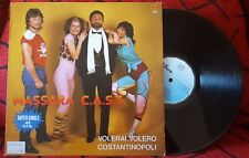 "Italo Disco MASSARA C.A.S.T. *Volerai, Volero, Constantinopoli* SPAIN 12"" SINGLE"