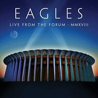 Eagles - Live From The Forum MMXVIII 2CD Blu-Ray