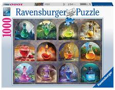 RAVENSBURGER PUZZLE*1000 TEILE*MAGICAL POTIONS*RARITÄT*NEU+OVP