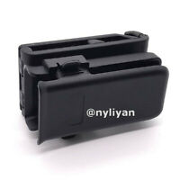 Universal Tactical Pistol Magazine Pouch Single Mag Holder w/ Belt Clip Hunting