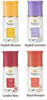 YARDLEY LONDON Deodorant Roll On Antitranspirant für Frauen, 48 Std. Aktiv 50 ml