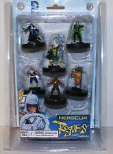 HEROCLIX DC THE FLASH - The Rogues Fast Forces Pack