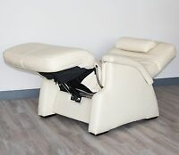 Human Touch Tranquility PC-086 Zero-Gravity Perfect Chair Recliner Jade heat
