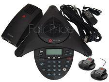 Avaya 2490 Polycom SoundStation 2 Conference Phone Telephone -Inc VAT & Warranty