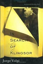 In Search of Klingsor: The International Bestselling Novel-ExLibrary