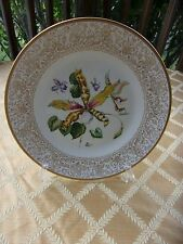 Boehm England 1979 Flowers of The World Spider Orchid Plate Limited Edition