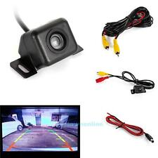 Waterproof Wide Night Vision HD Car Reverse Camera Rear View Parking LED Sensor