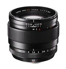 Fuji 23mm f1.4 XF R FUJINON OBJECTIF noire