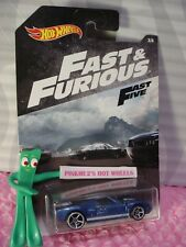 2018 Fast & Furious 0.6m70 Chevelle SS Grigio 5sp Hot Wheels WWE Wrestling