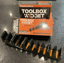 Official Toolbox Widget Wrench Spanner organisers, 10piece box Snap On Tools Mac