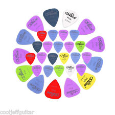 50 Guitar Picks 71.MM  Alice Assorted colors Electric,Acoustic.Bass Guitar
