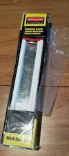 New 220 Lb Commercial Hanging Weigh Scale Rubbermaid Pelouze#7820