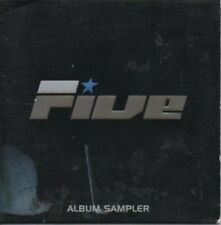 (AH453) Five, Album sampler - DJ CD