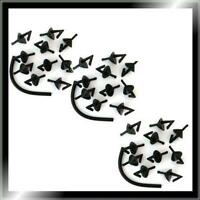 30 impact shields bait clips for sea rigs sea fishing tackle breakaway style