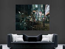 Blade Runner Sci Fi Película de arte en pared imagen Grande Poster Gigante