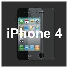 Films de protection Screen Protector Pour Iphone 4 Iphone 4S  + chiffonettes